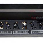 """open box of """"Hong Kong Student Protesters,"""" boxed set with six painted figures plus accessories by Matt Ferranto"""
